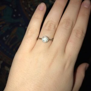 Jewelry - White Opal Ring